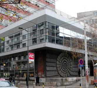 """""""Zapisi iz celije broj 12"""" u Domu omladine Beograda"""